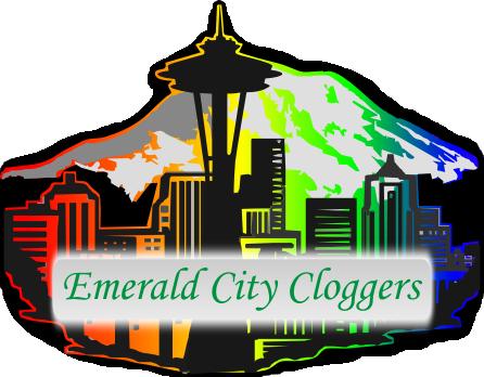 Clogging dance lessons seattle washington emerald city for Emerald city nickname